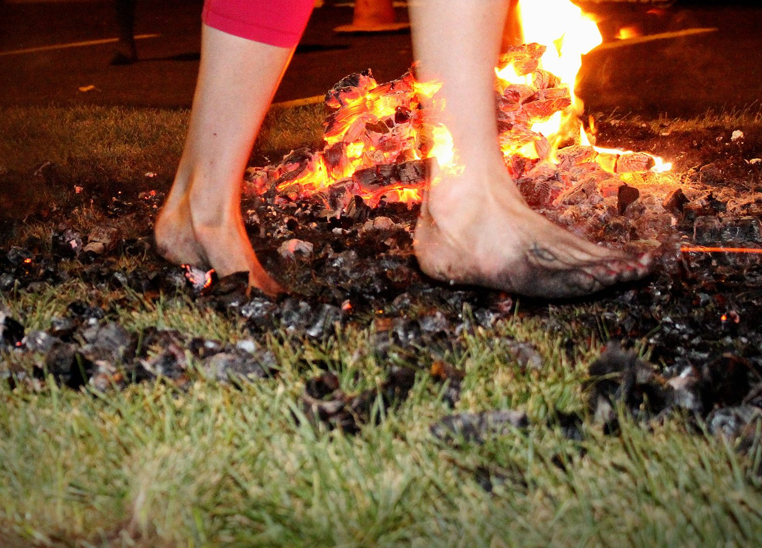 My First Firewalk